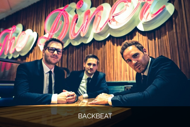 Backbeat Rock and roll band