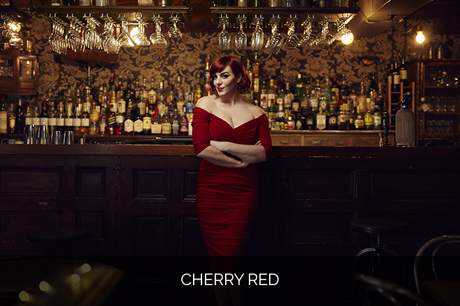 Cherry Red Vintage band