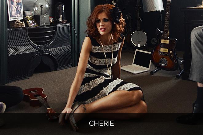 Cherie solo singer