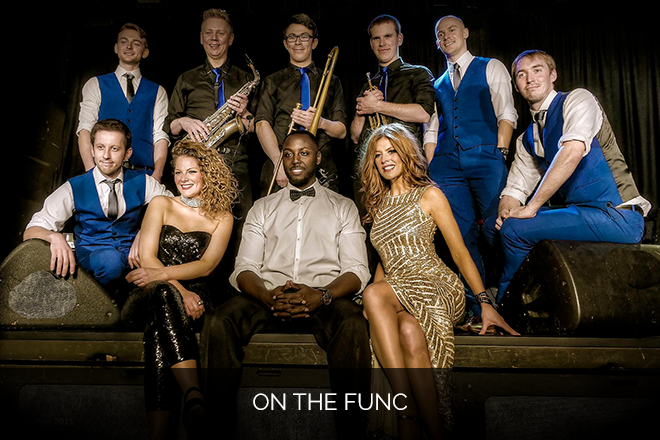 On The Func Party Band