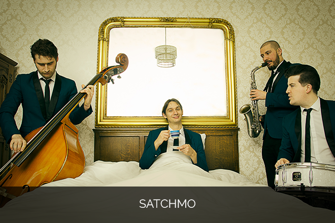 Satchmo 50's blues band