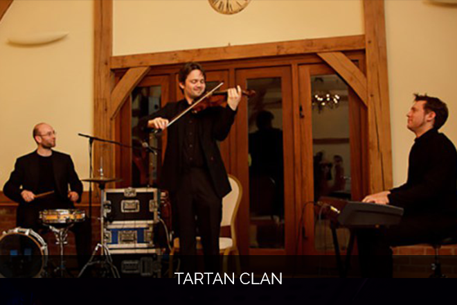 Tartan Clan Ceilidh Band