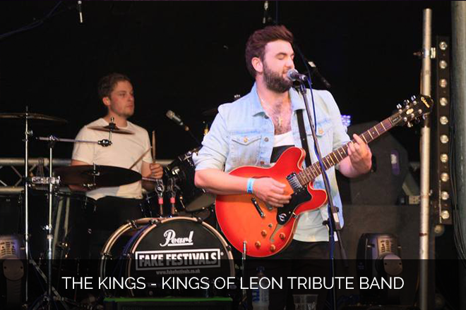 Kings Of Leon Tribute Band