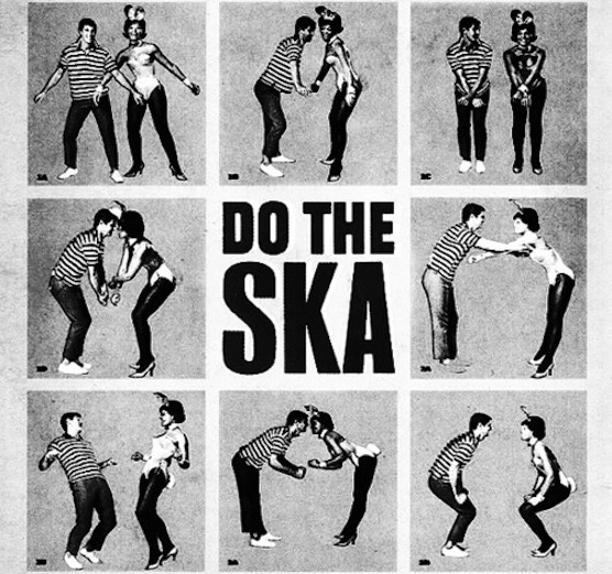 Skank to a live ska band