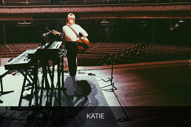 Katie indie pop singer