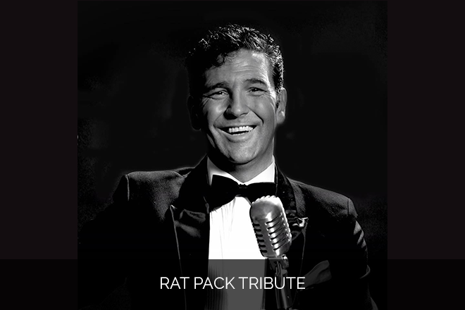 Rat Pack Tribute band