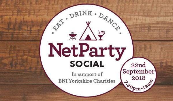 NetParty Social Logo