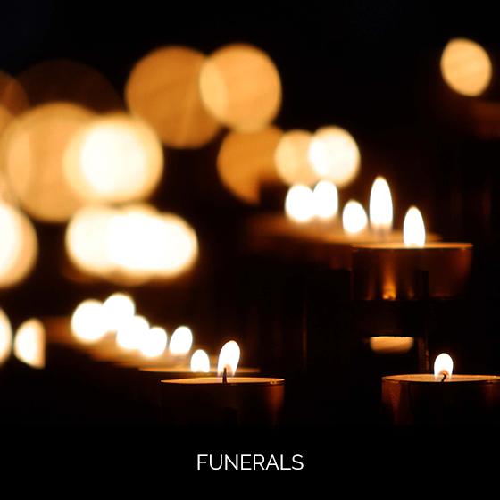 Funerals Musicians