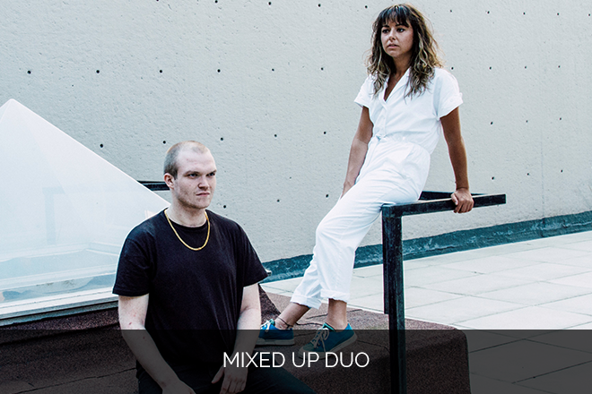 Mixed Up Duo Modern band